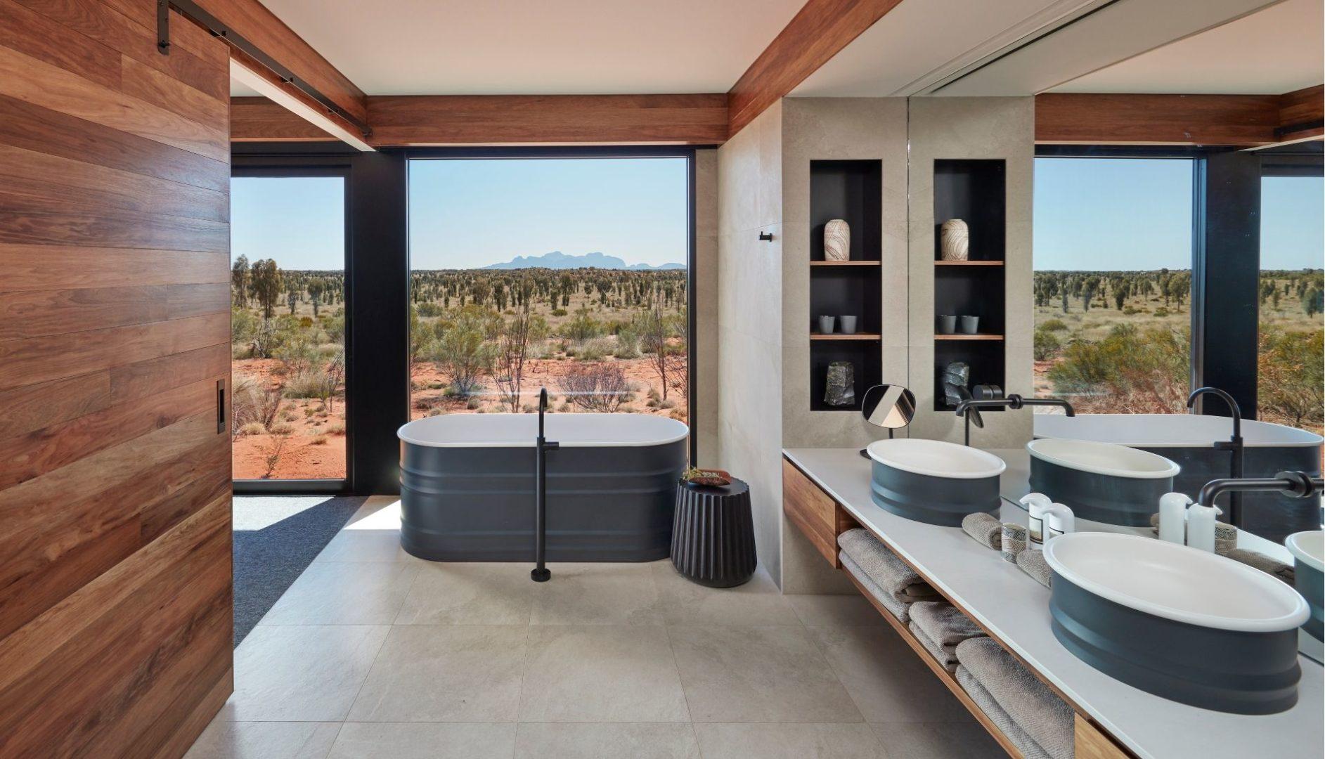 Dune Pavilion Bathroom
