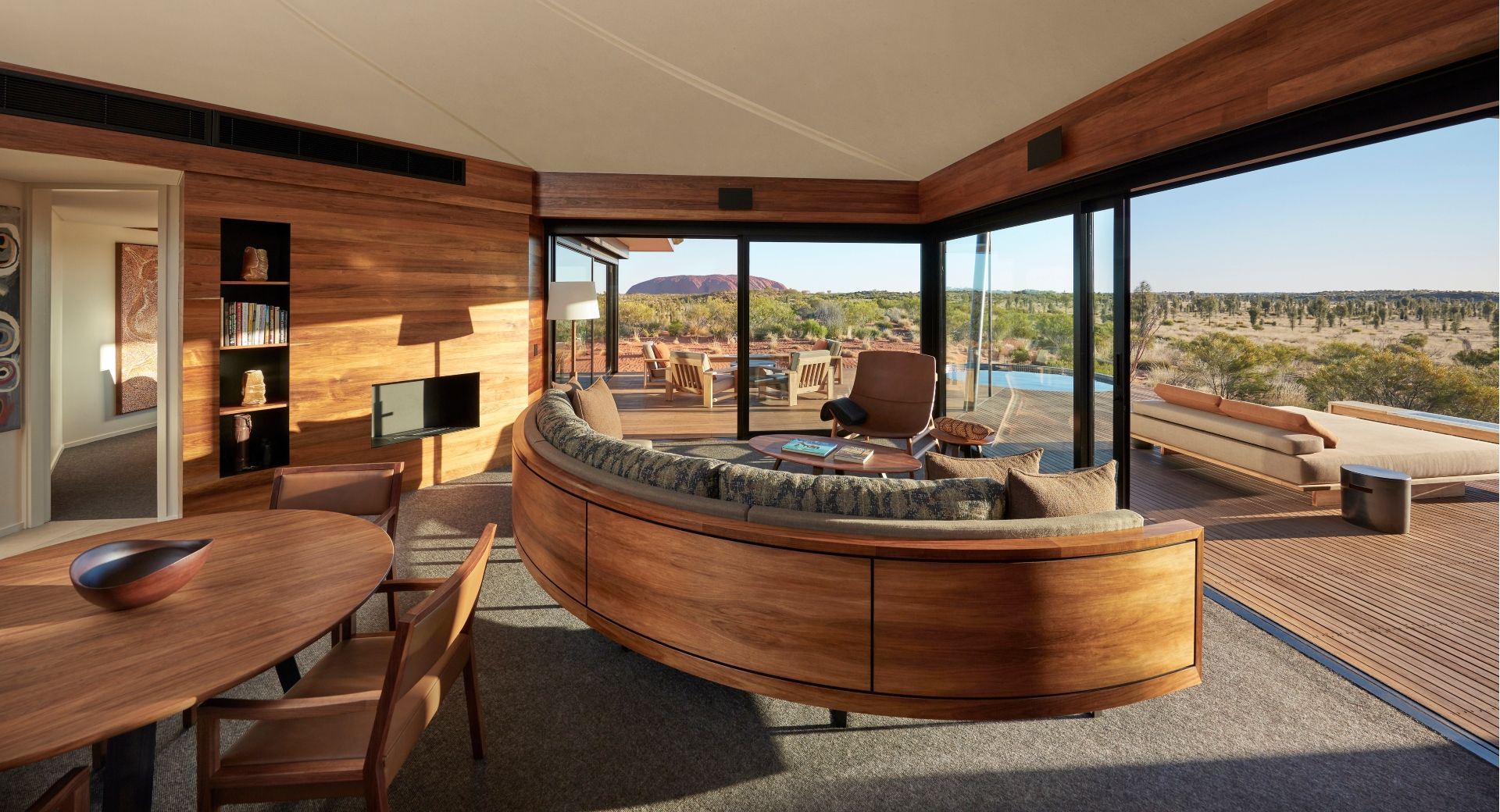 Dune Pavilion Lounge