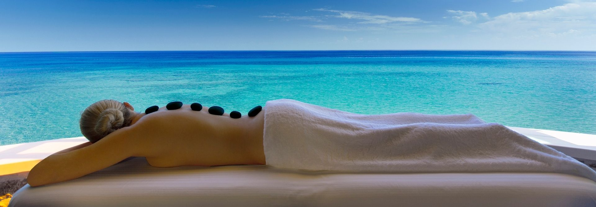 Indulge the senses at the Waterfront Spa
