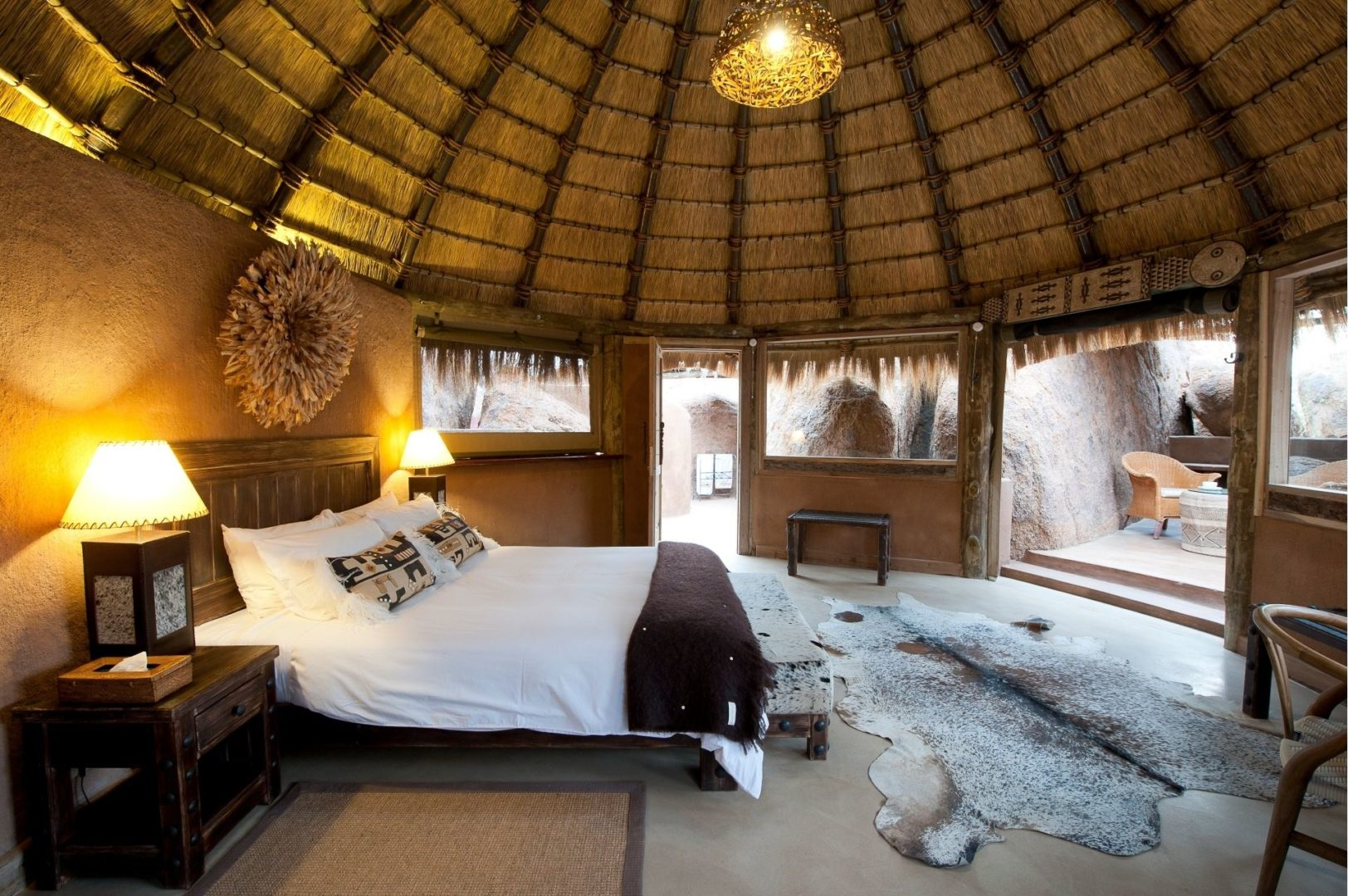 The luxurious Mini Suite