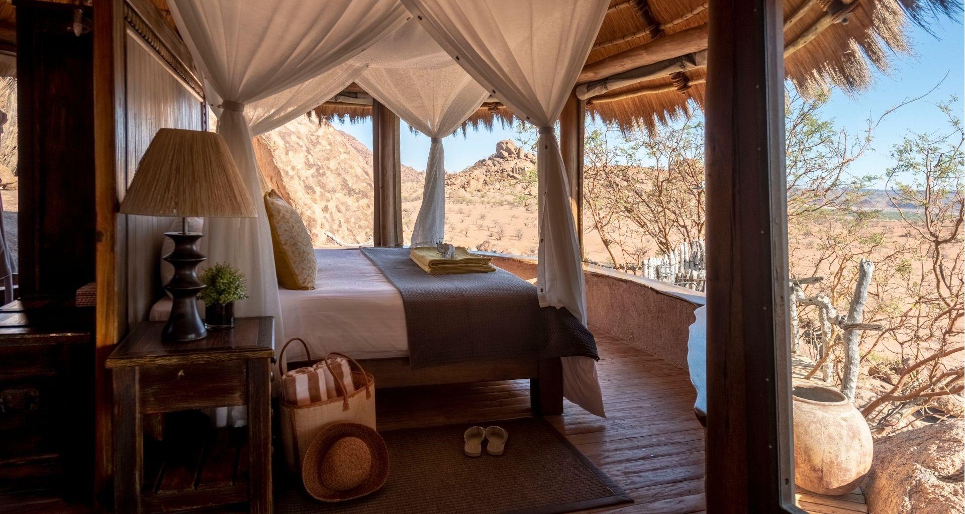 Mountain Suite – Bedroom