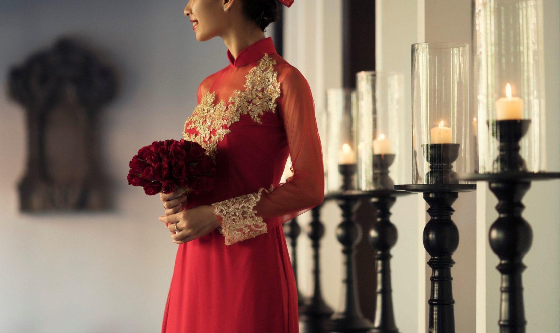 A Vietnamese wedding