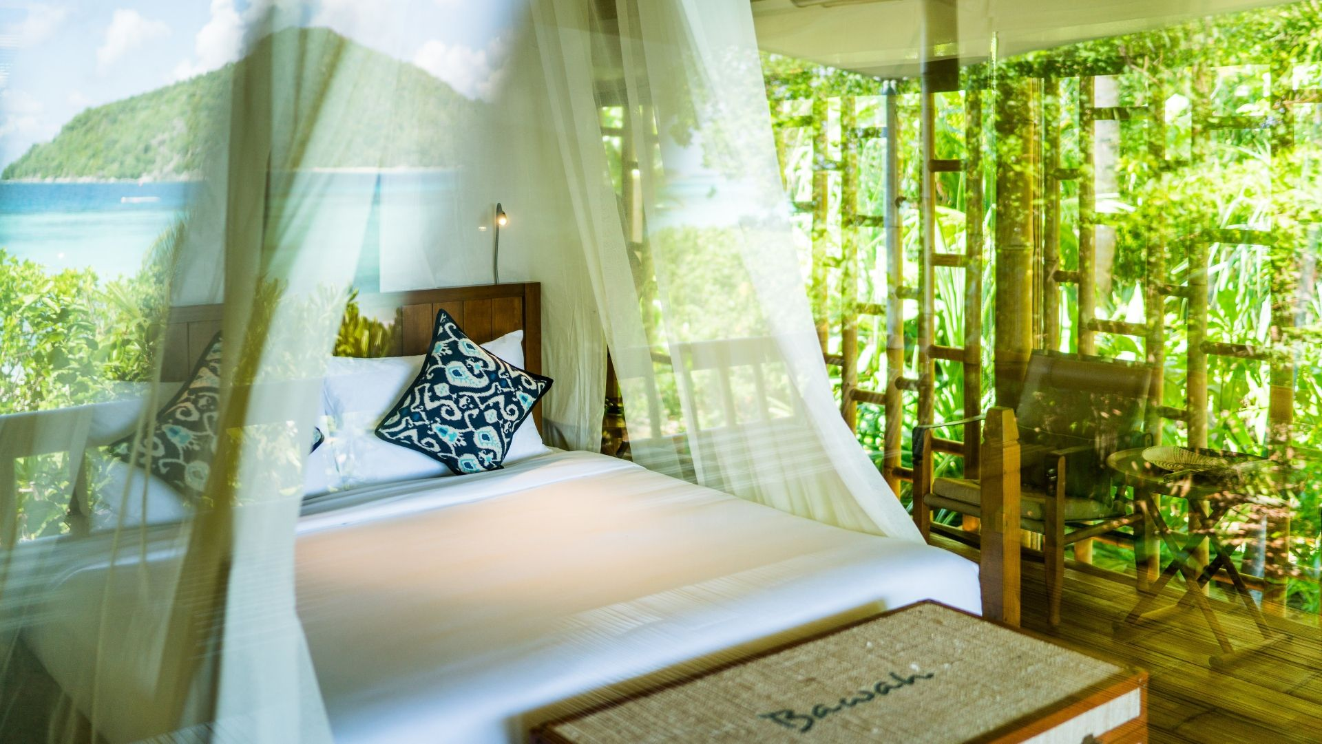 Beach or Garden Suite
