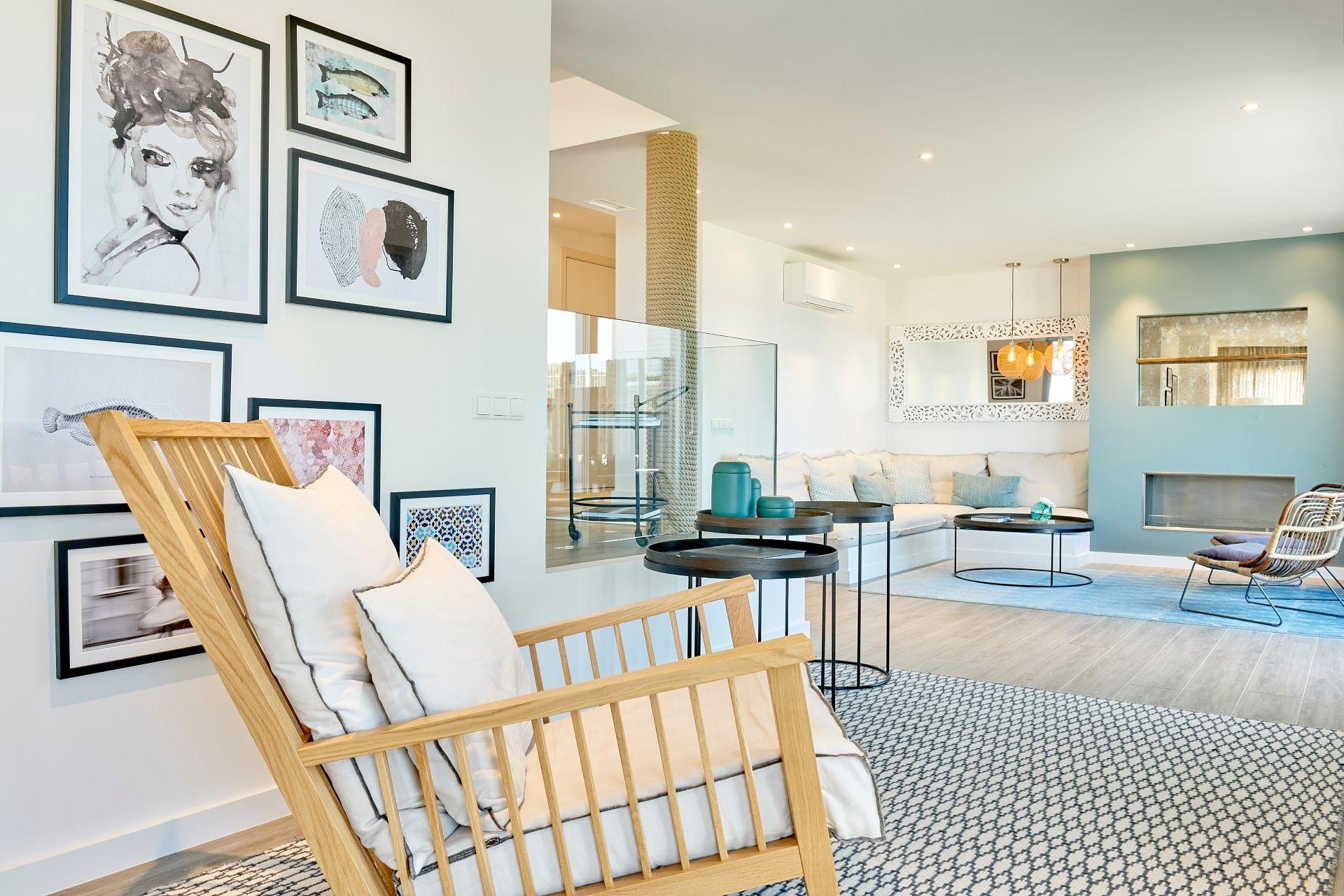 Cliff Suite Duplex Deluxe Living room