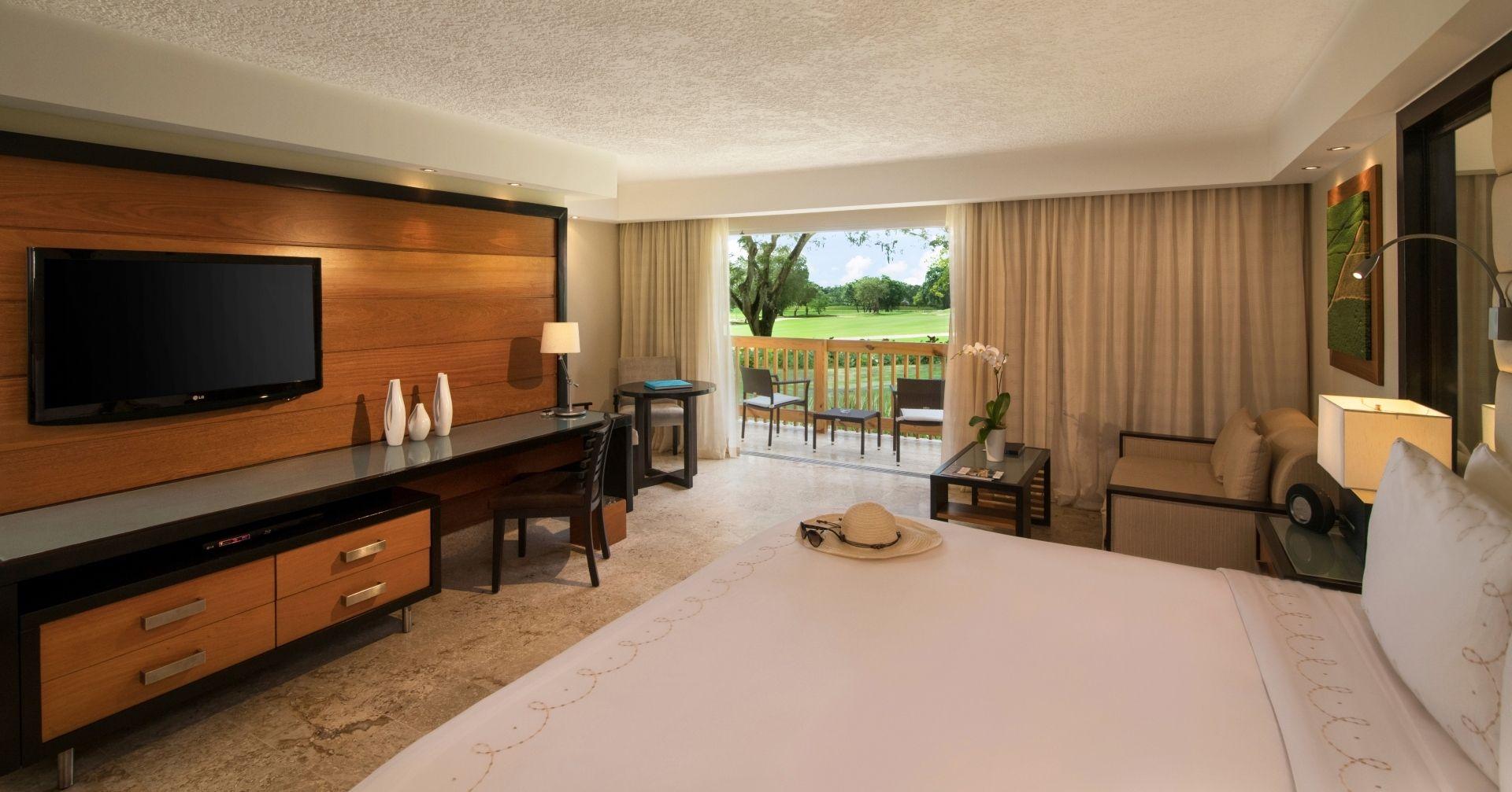 Hotel Suite – Elite Suite bedroom