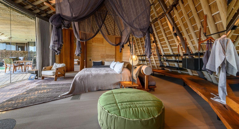 A 2 bedroom villa interior