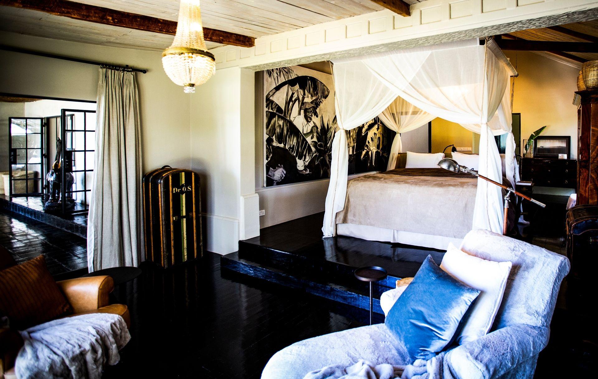 The Farmhouse – bedroom