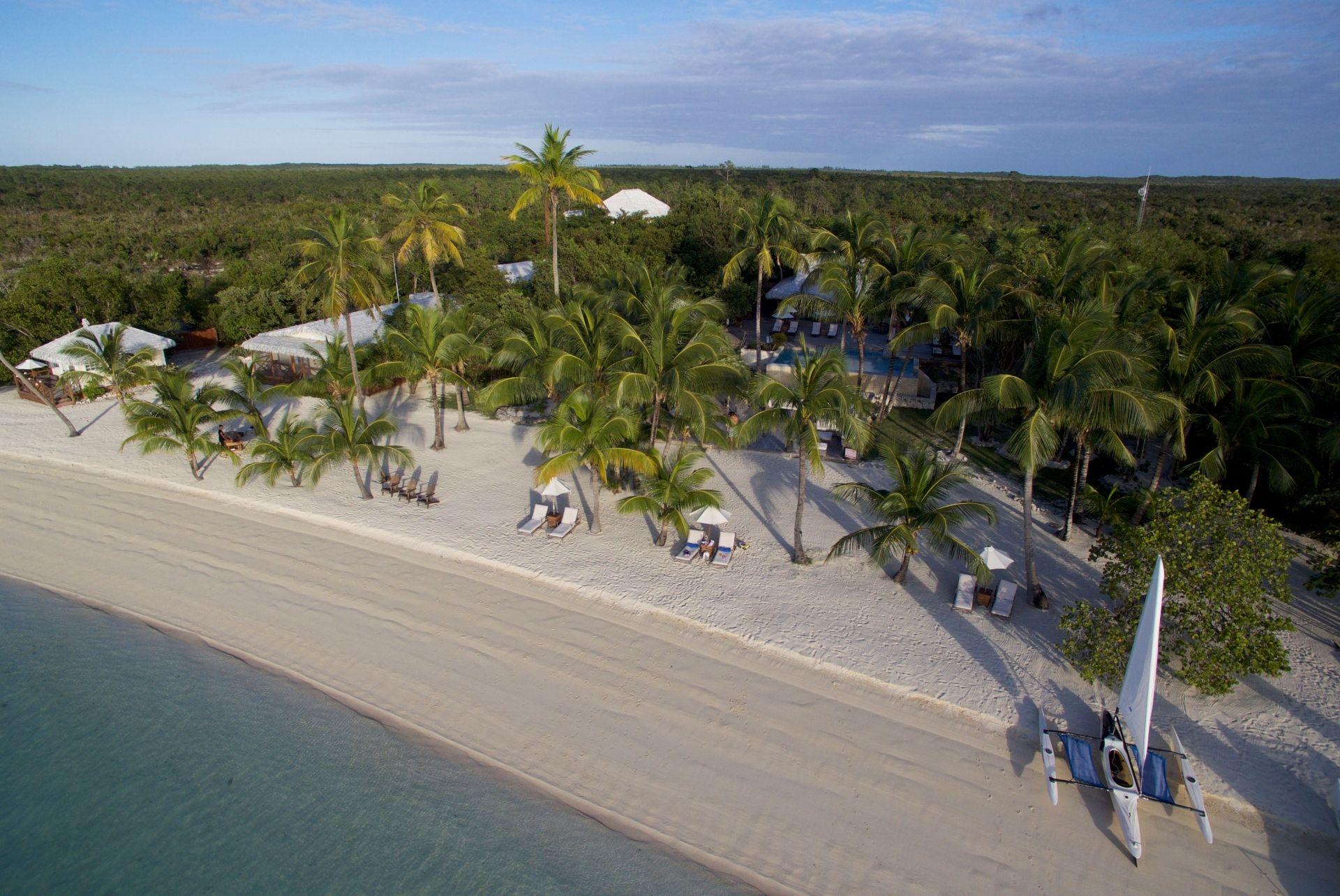 Tiamo beachfront