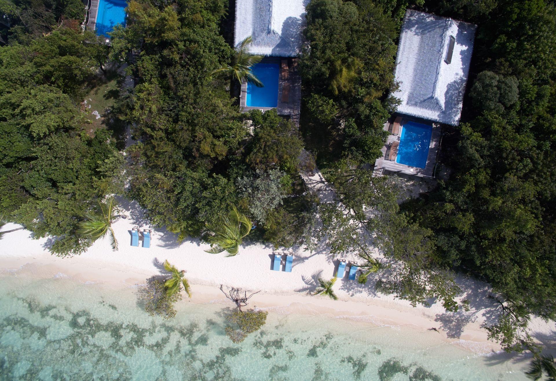 Tiamo pool villas