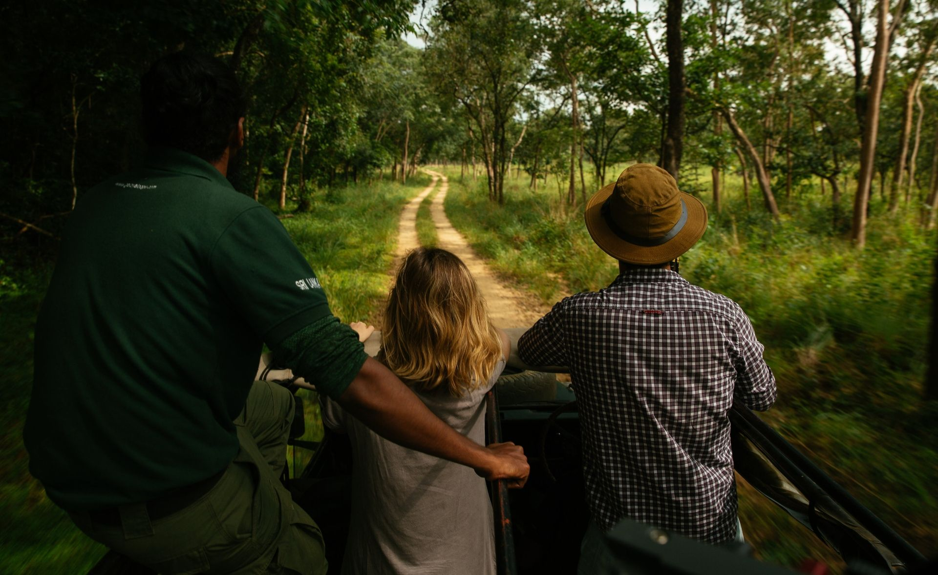 Game drives with your guide