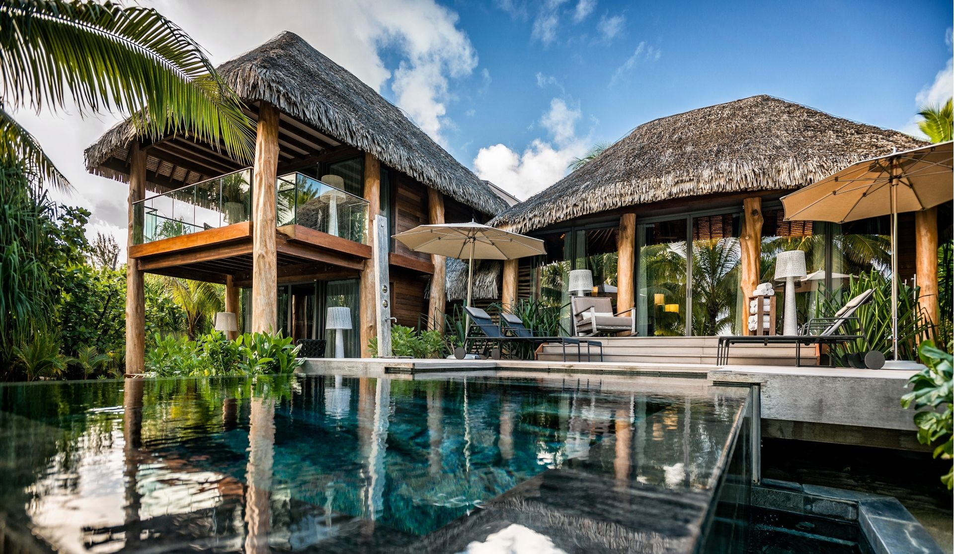 The Three bedroom Villa (Photo Credit – Romeo Balancourt)