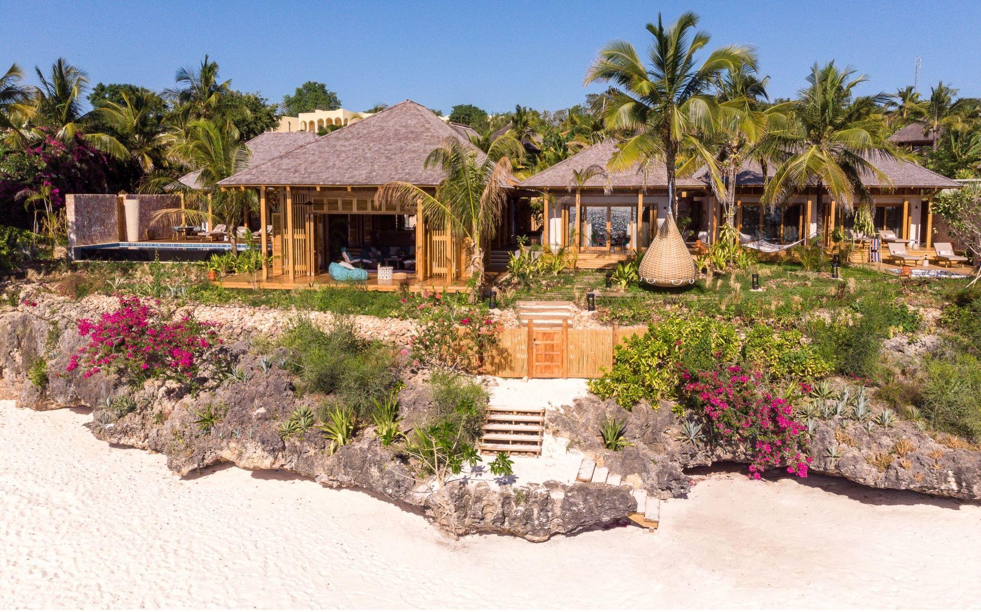 Zuri Oceanfront 3 bedroom villa