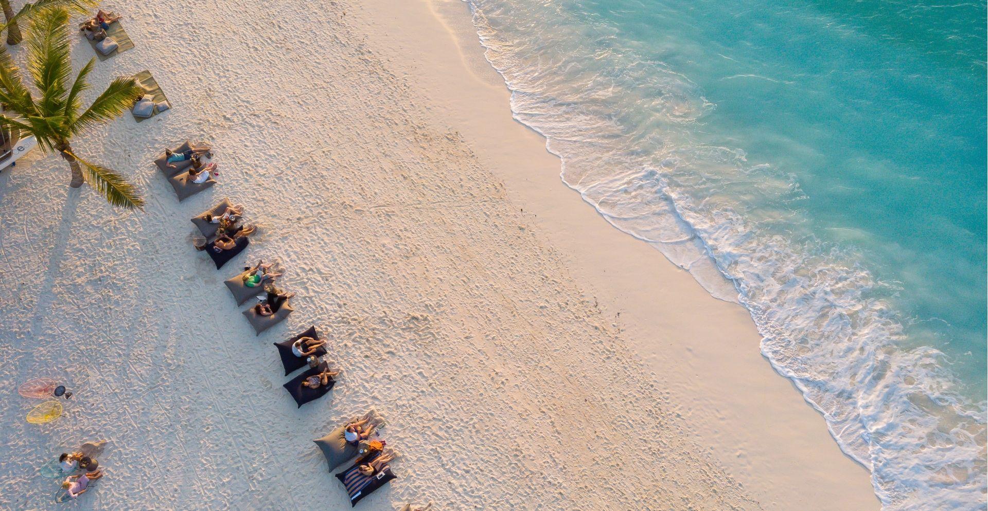 comfy beach