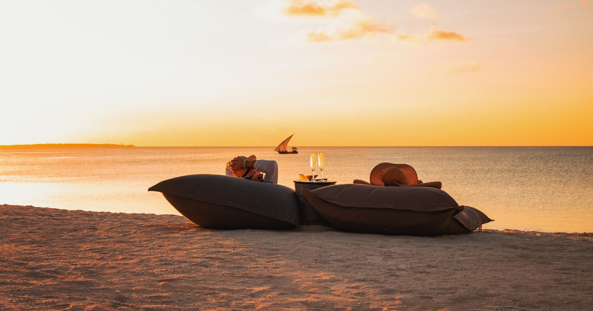 Watch the Dhows glide by