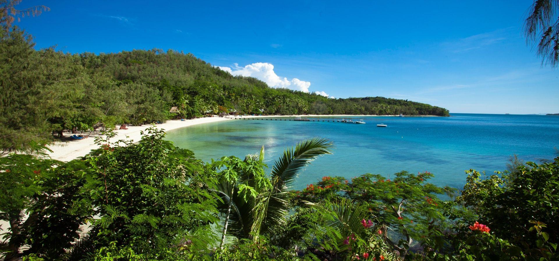 Turtle Island main beach