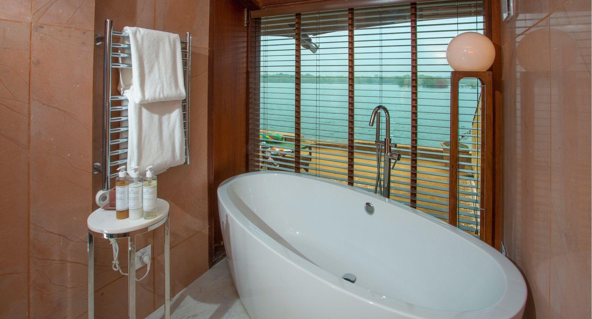 RAAS Chhatrasagar – the view from your bathroom