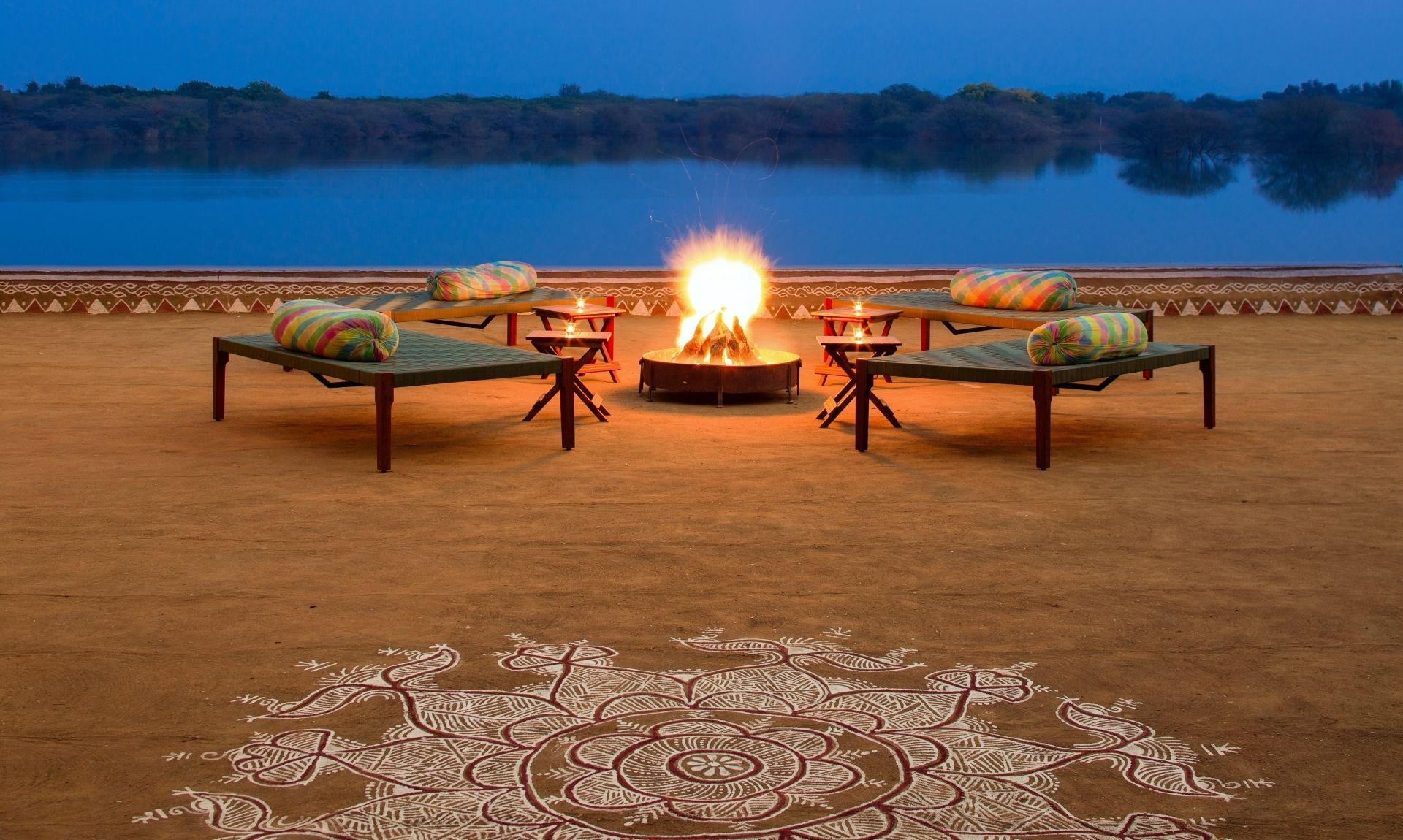 RAAS Chhatrasagar – evening comfort