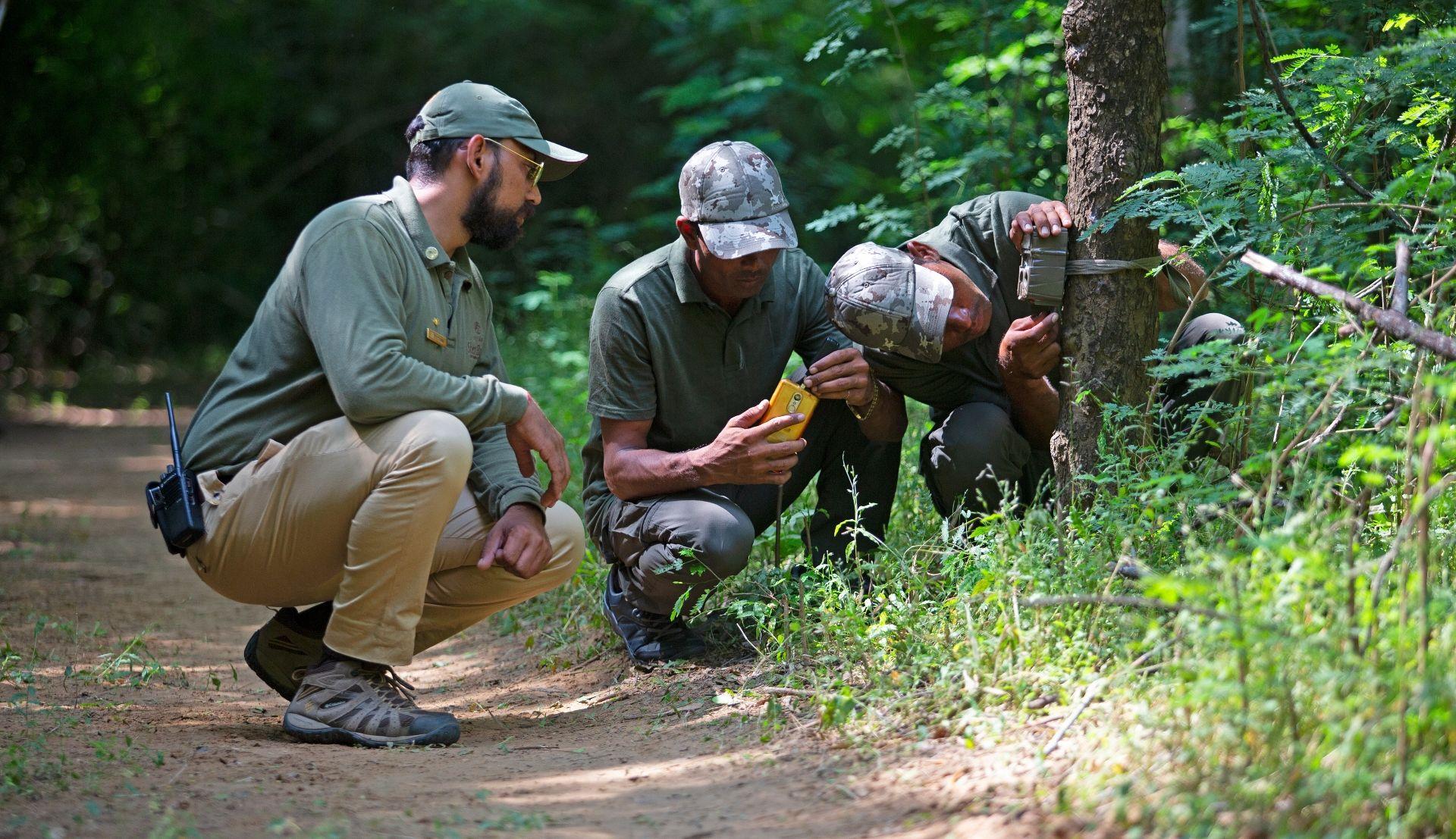 SUJAN Sher Bagh – Anti poaching squad