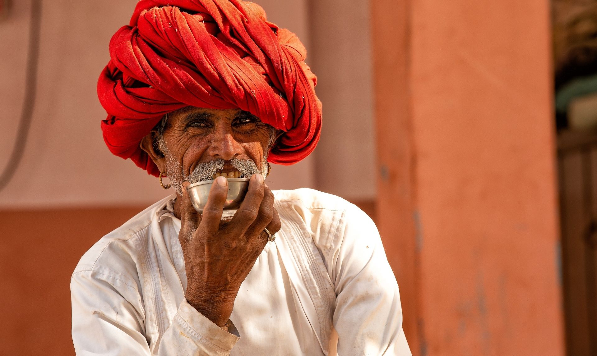 SUJAN Jawai – A local Rabari elder