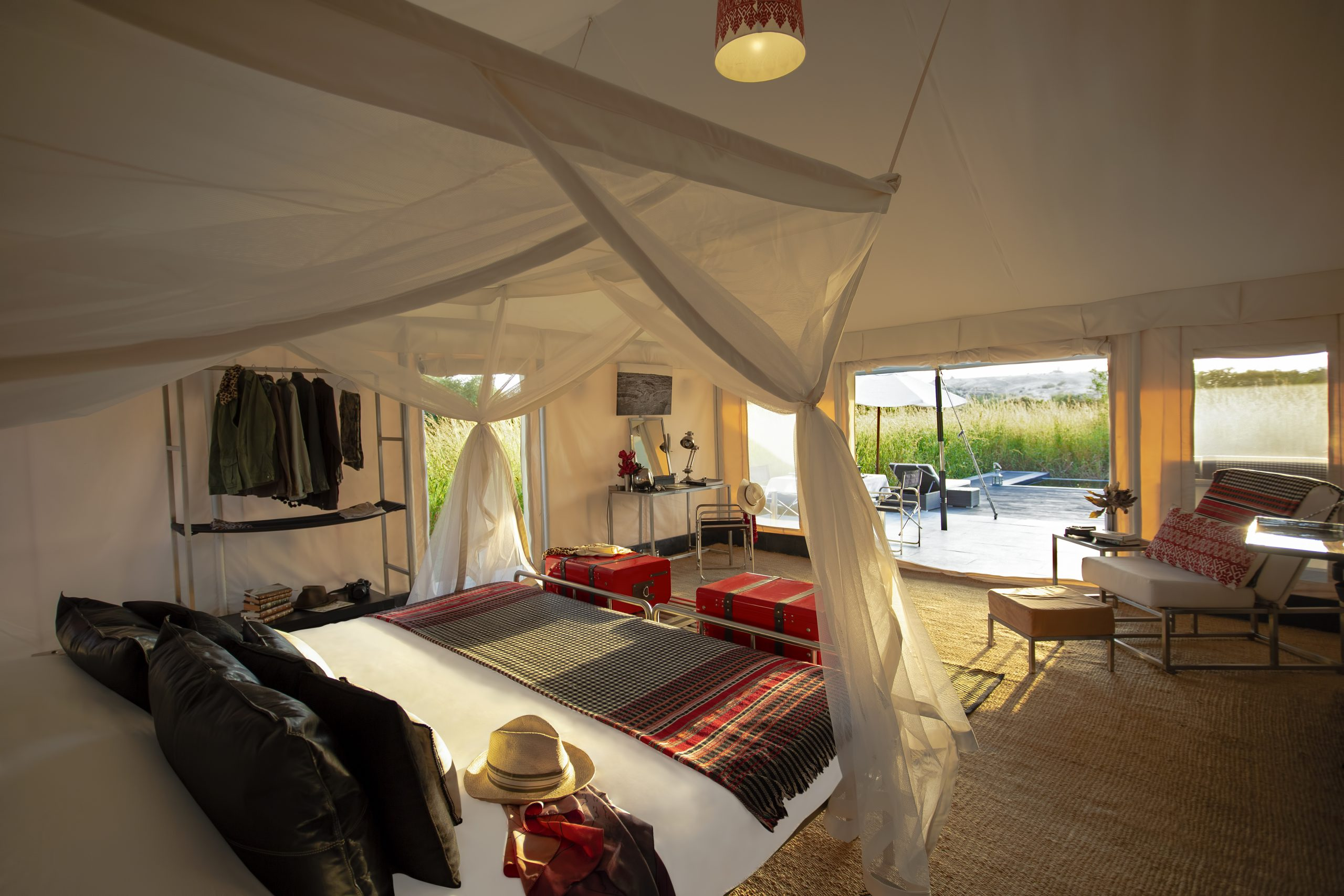SUJAN Jawai – Royal Tented Suite